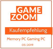 GameZoom Kaufempfehlung 05|2019