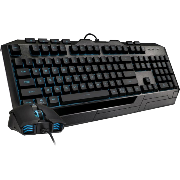 Gaming Set Cooler Master CM Storm Devastator III Plus - LED Tastatur & Maus - QWERTZ Layout
