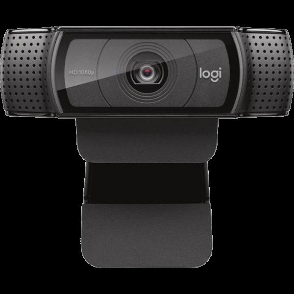 Logitech HD Pro C920 Webcam - FullHD