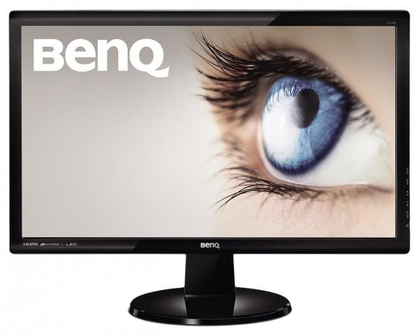 "BenQ GL2450HM, 24"" Full HD"