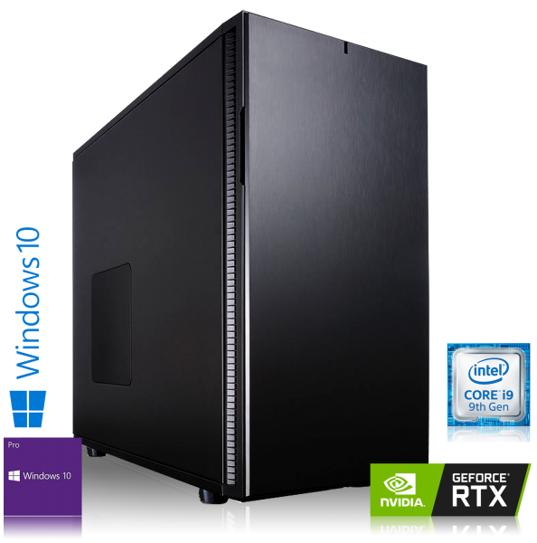 XDREAM GAMING PC INTEL i9-9900KF | 32GB DDR4 | RTX 2080 Ti | 500GB Samsung NVMe + 4TB | Win 10 Pro