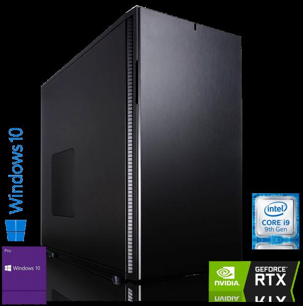 WORKSTATION INTEL i9-9940X 14x3.30GHz | 32GB DDR4 |RTX 2080 Ti 11GB| 500GB M2 SSD + 4TB HDD | Win10