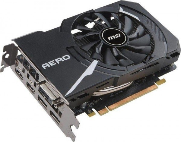 NVIDIA MSI GeForce GTX 1060 6GB AERO ITX OC