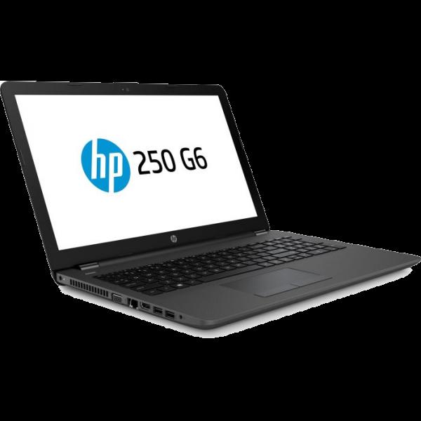 HP 250 G6 schwarz, Core i5-7200U, 8GB RAM, 256GB SSD