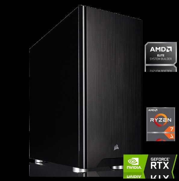 HIGH END AMD Ryzen 7 5800X 8x 3.8GHz | 16GB DDR4 | RTX 3070 8GB | 480GB SSD + 1TB