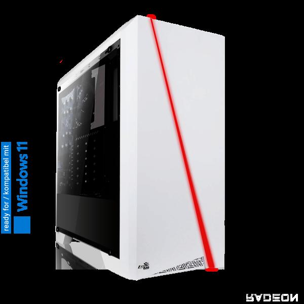 GAMING PC AMD Ryzen 5 5650GE 6x3.40GHz   8GB DDR4   Radeon Graphics   120B SSD