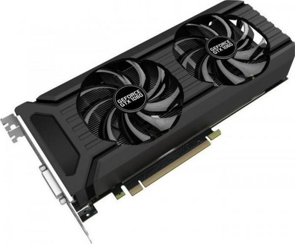 NVIDIA PALIT GeForce GTX 1060 6GB NE51060015J9D