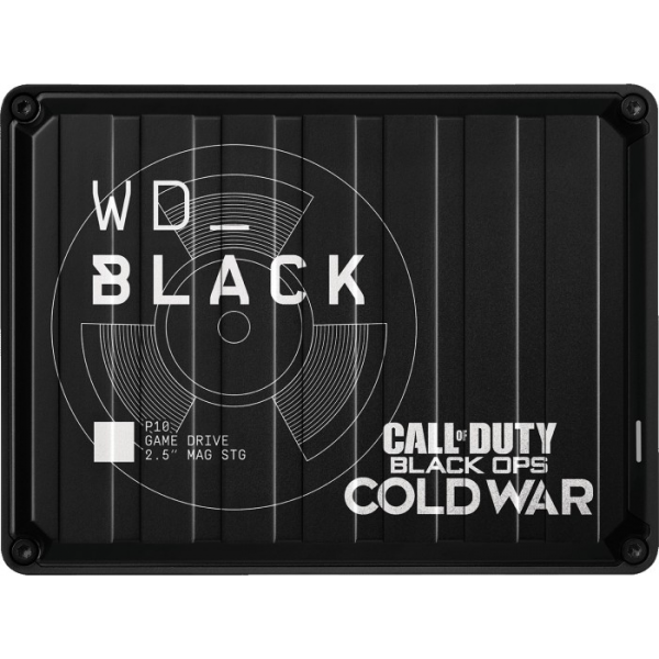 WD Black P10 Game Drive - Festplatte - 2 TB - extern (tragbar)