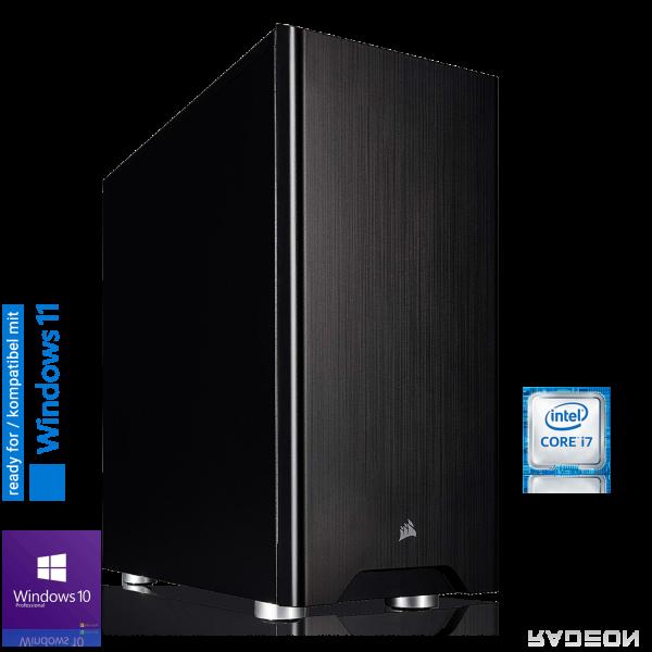 XDREAM GAMING PC INTEL i7-9700K   16GB DDR4   RX 6800 - 16GB   480GB SSD + 2TB   Windows 10 Home
