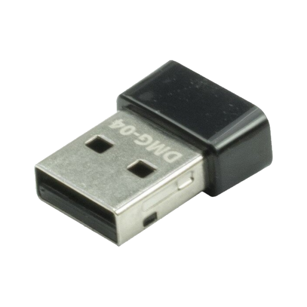 Inter-Tech PowerOn DMG-04, 2.4GHz/5GHz WLAN, USB-A 2.0