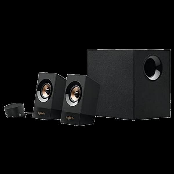Logitech Z533 Lautsprecher 2.1 mit Subwoofer