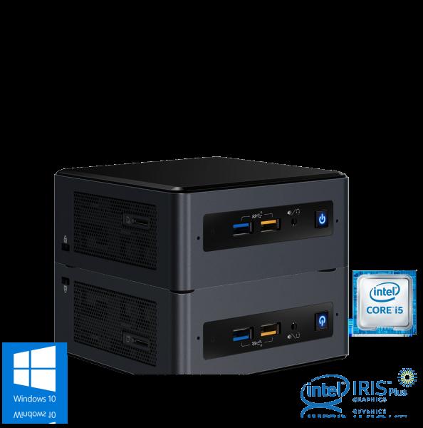 MINI PC Intel Core i3-10110U, 2x 2.60GHz   8GB DDR4   Intel UHD   250GB SSD NVMe   Win 10 Home