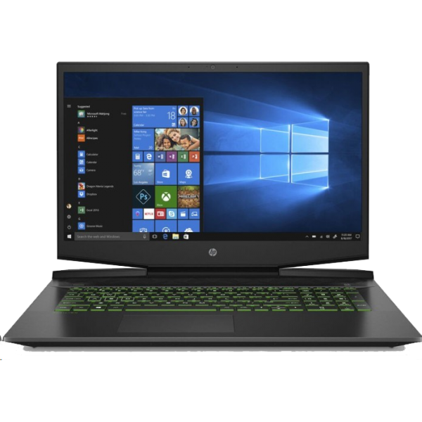 HP Pavilion Gaming 17-cd0226ng | Intel i7-9750H | GTX 1660 Ti | 16GB RAM | 512GB M.2 SSD | Win10Home