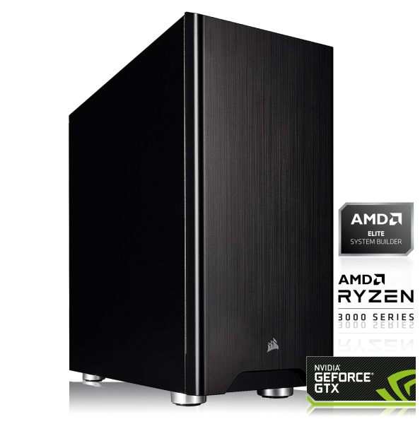 GAMING PC AMD Ryzen 5 3600 6x3.60GHz | 16GB DDR4 | GTX 1660 SUPER 6GB | 500GB SSD