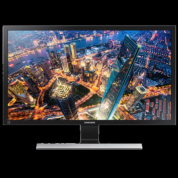 "71.12 cm (28"") Samsung U28E590D LED Monitor - HDMI 2.0, HDMI 1.4, DisplayPort 1.2"